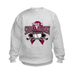Take a Strike - Myeloma Kids Sweatshirt
