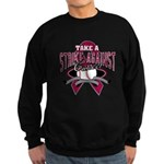 Take a Strike - Myeloma Sweatshirt (dark)