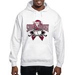 Take a Strike - Myeloma Hooded Sweatshirt