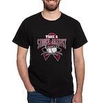 Take a Strike - Myeloma Dark T-Shirt
