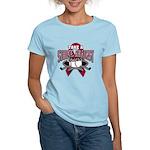 Take a Strike - Myeloma Women's Light T-Shirt