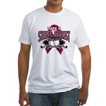 Take a Strike - Myeloma Fitted T-Shirt