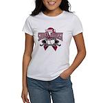 Take a Strike - Myeloma Women's T-Shirt
