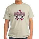 Take a Strike - Myeloma Light T-Shirt