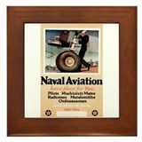 Naval Aviation Framed Tile