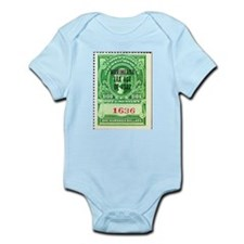 Marijuana Tax Stamp Infant Creeper