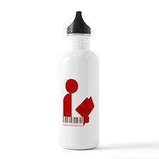 Music Librarian Water Bottle