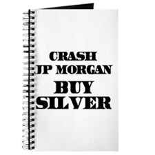 Crash JP MORGAN Buy Silver Journal