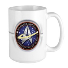 Star Fleet Command 3D Mug