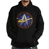 Star Fleet Command 3D Hoodie