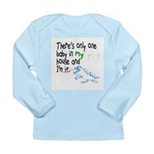 POSITION FILLED Long Sleeve Infant T-Shirt