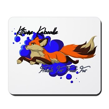 Official Logo Mousepad