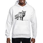 Nocturne the Cross Fox Hooded Sweatshirt