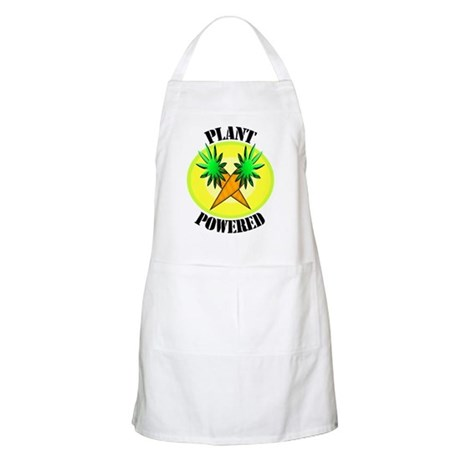 Plant Powered BBQ Apron