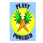 Plant Powered Postcards (Package of 8)