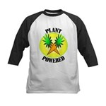 Plant Powered Kids Baseball Jersey