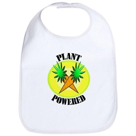 Plant Powered Bib