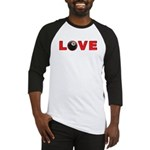 Billiard Love 3 Baseball Jersey