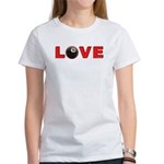 Billiard Love 3 Women's T-Shirt