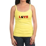 Billiard Love 3 Jr. Spaghetti Tank