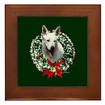 Christmas Framed Tile