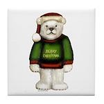 Christmas Tile Coaster