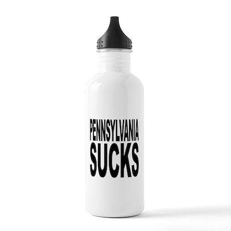 Pennsylvania Sucks Stainless Water Bottle 1.0L