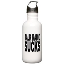 Talk Radio Sucks Water Bottle