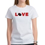 Hockey Love 3 Women's T-Shirt