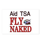Aid TSA Postcards (Package of 8)