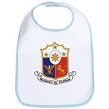 Philippines Coat of Arms Bib