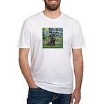 Bridge - Scotty #1 Fitted T-Shirt