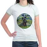 Bridge - Scotty #1 Jr. Ringer T-Shirt