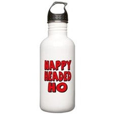 Nappy Headed Ho Red Design Water Bottle