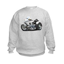 Goldwing White Trike Sweatshirt
