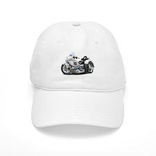 Goldwing White Trike Baseball Cap