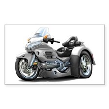 Goldwing Silver Trike Decal