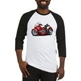Goldwing Red Trike Baseball Jersey