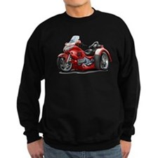 Goldwing Red Trike Sweatshirt