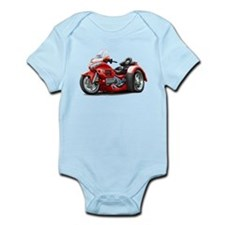 Goldwing Red Trike Infant Bodysuit