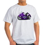 Goldwing Purple Trike T-Shirt