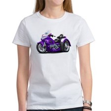 Goldwing Purple Trike Tee