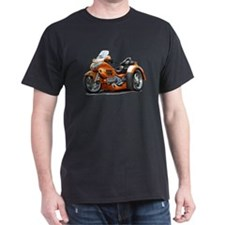 Goldwing Orange Trike T-Shirt