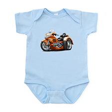 Goldwing Orange Trike Infant Bodysuit