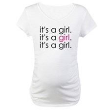 It's a girl. Shirt