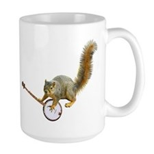 Squirrel with Banjo Mug