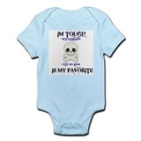 I'M TOUGH - Baby Onesie