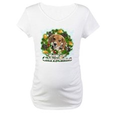 Merry Christmas Beagle Shirt