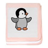Baby Penguin baby blanket
