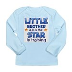 Little Brother - Star Long Sleeve Infant T-Shirt